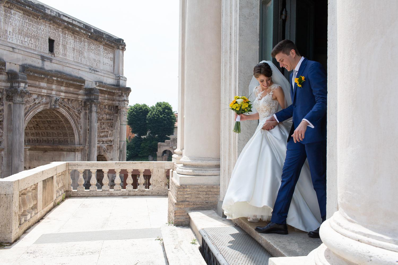 nf-Fotografo-Matrimonio-Roma-CE-foto-matrimonio-al-Foro-Romano-1