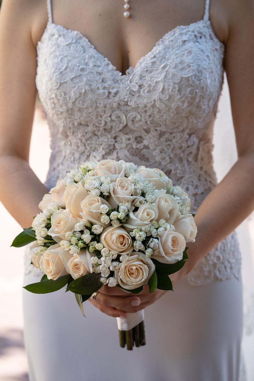 necessitàfotografica - Fotografo Matrimonio Roma - Matrimonio tradizionale - Il bouquet della sposa