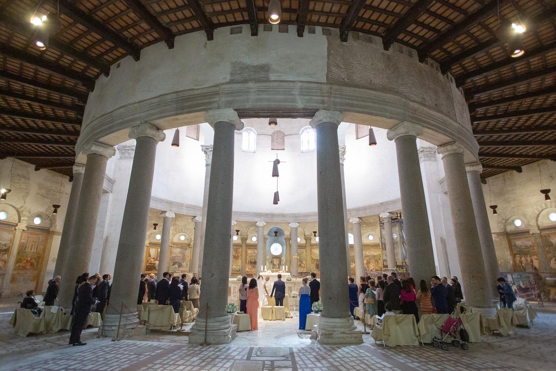 nf-Fotografo-Matrimonio-Roma-FF-07-Basilica-di-Santo-Stefano-Rotondo