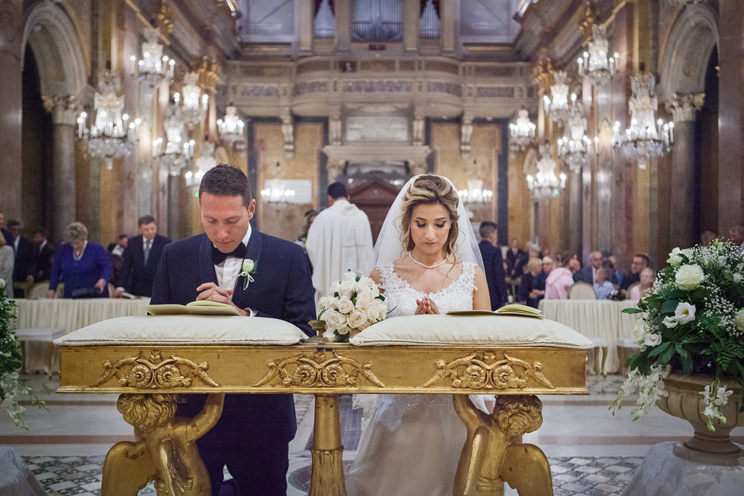 nf-Fotografo-Matrimonio-Roma-Chiesa-dei-Lampadari-Cerimonia