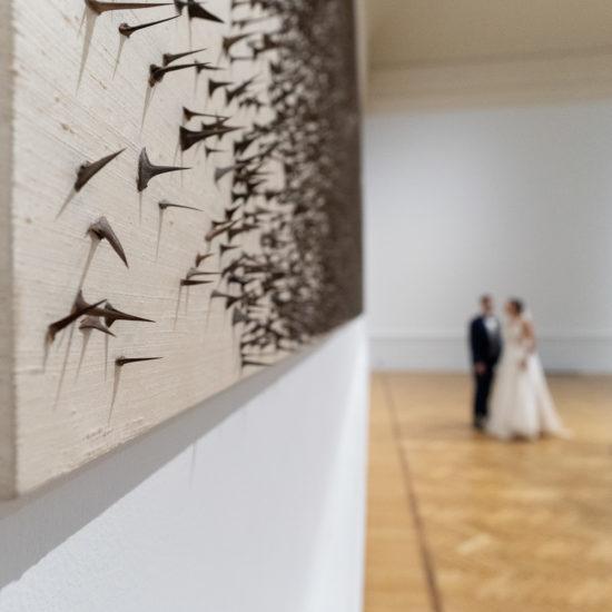 Matrimonio al museo, Galleria Nazionale d'Arte Moderna